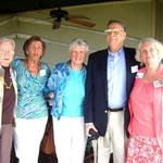 Carol Sumrall, Jane Johnson, Paula Ross, Wallace Ford, Louise Barnett