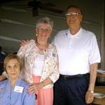 Sue Whitaker, Paula Ross, & Wallace Ford
