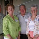 Jim Williams, Carolyn Parham, Harry Shaw, & Paula Ross